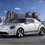 Volkswagen mostra conceito E-bugster em Detroit