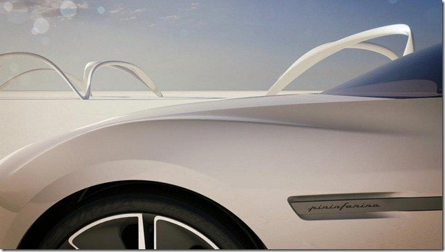 Pininfarina Cambiano tem mais imagens divulgadas