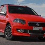 Fiat Strada Sporting está fora de linha