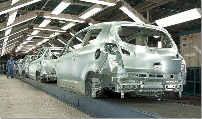 Mitsubishi pode passar sua fábrica na Holanda à BMW