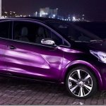 Peugeot 208 XY Concept também estará em Genebra