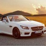Mercedes SLK 55 AMG chega ao Brasil por cerca de R$ 417 mil