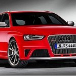 Vazam imagens e informações do novo Audi RS4 Avant