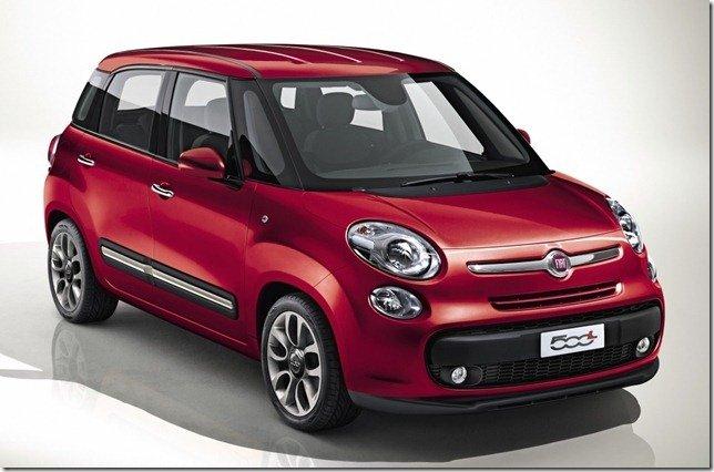 Fiat 500L tem primeiras informações divulgadas