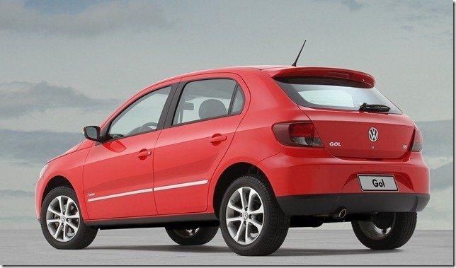 Volkswagen já tem linha 2013