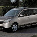 Este é o Dacia Lodgy, e você o verá em 2013 no Brasil como Renault