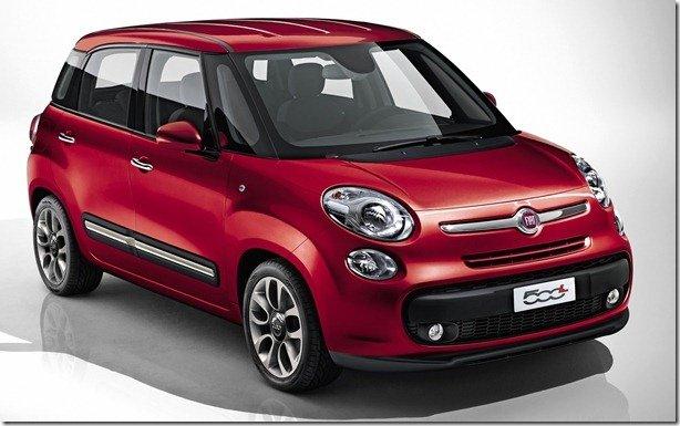 Fiat fará crossover derivado do 500