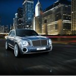 Bentley EXP 9 F, aqui está o SUV Bentley