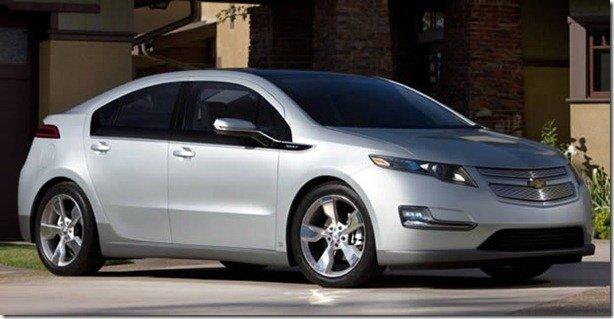 Chevrolet Volt e Opel Ampera são eleitos o Carro do Ano na Europa