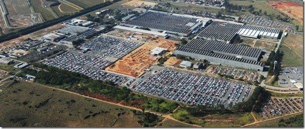Volkswagen deverá investir em Taubaté, e não no nordeste