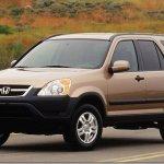 Honda convoca 165 unidades do CR-V para recall