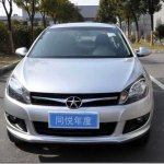 JAC Tongyue – J3 Turin ganha facelift na China