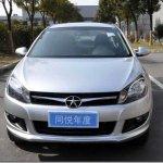 JAC Tongyue – J3 Turin ganha facelift na China