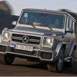 Mercedes G63 AMG 2012 aparece antes da hora
