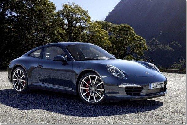 Novo Porsche 911 Carrera S parte dos R$ 639 mil