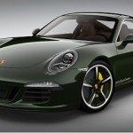Porsche 911 991 ganha série limitada Club Coupe