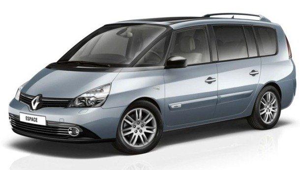 Renault revela primeiras imagens oficiais do Espace 2013