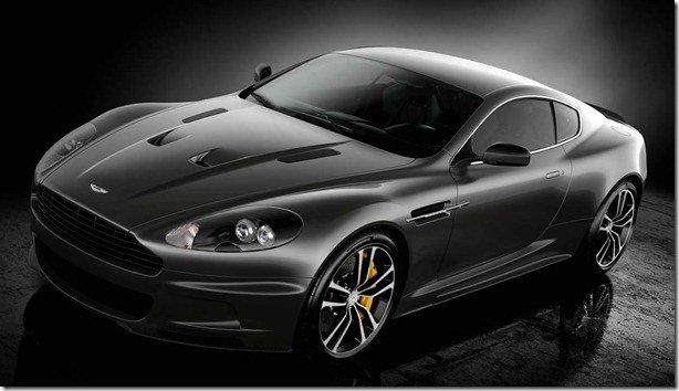 Aston Martin DBS Ultimate marca o fim de produção do modelo