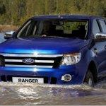 Informações sobre os três motores da nova Ford Ranger 2013