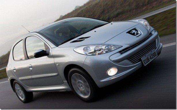 Peugeot 207 terá versão econômica Blue Lion – 508 e 308 CC também chegam em breve