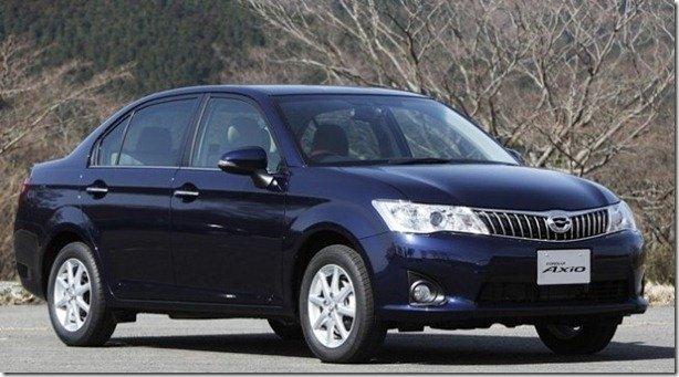 Toyota inicia a produção do novo Corolla no Japão