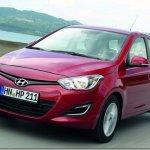 Hyundai i20 reestilizado é lançado na Europa