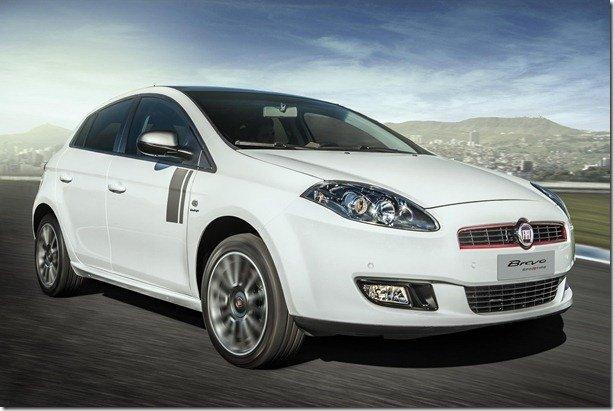 Com teto-solar de série, Fiat Bravo Sporting parte dos R$ 58.140