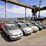 Produção, exportação e vendas de importados em queda no Brasil