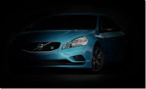 Primeiro teaser do Volvo S60 Polestar
