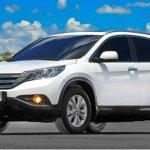 Honda convoca 11.100 unidades do CR-V 2012 para recall
