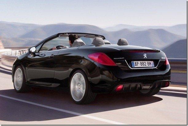 Peugeot 308 CC já é oferecido por R$ 129.990
