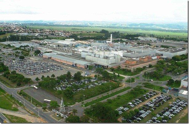 General Motors suspende operações em São José dos Campos