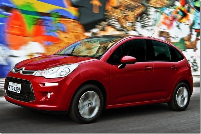 Novo Citroën C3 tem preços entre R$ 39.990 e R$ 53.990