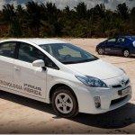 Toyota Prius poderia ser produzido no Brasil