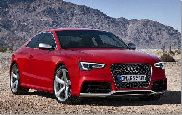 Audi lança RS 5 Coupé no Brasil por R$ 441.100