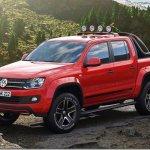 Volkswagen Amarok Canyon estará no Salão do Automóvel