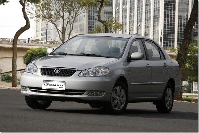 38.049 Toyotas estão envolvidos em recall global no Brasil