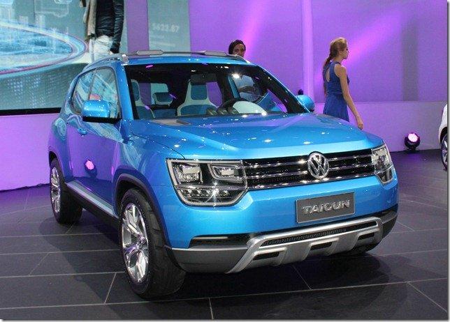 Salão de São Paulo – Volkswagen Taigun