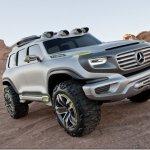 Mercedes apresenta conceito Ener-G-Force para o Los Angeles Design Challenge 2012