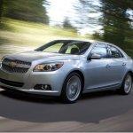 Chevrolet irá reestilizar novo Malibu em 2013