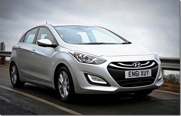 Hyundai i30 2013 chega às lojas este mês