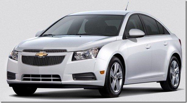 Chevrolet Cruze ganha versão Diesel nos EUA
