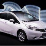 Nissan mostra o Note para o mercado europeu