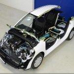 Peugeot e Citroën mostram sistema HybridAir que faz carro ser movido a ar comprimido