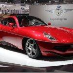Salão de Genebra 2013 – Touring apresenta um novo Disco Volante