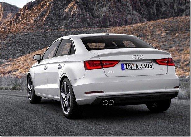 Audi revela os novos A3 Sedan e S3 Sedan