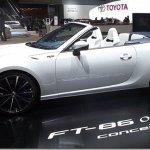 Salão de Genebra 2013 – Toyota FT-86 Open Concept