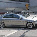 Estas são as primeiras imagens do novo Mercedes Classe S