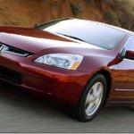 Honda Accord tem 1.091 unidades convocadas para recall