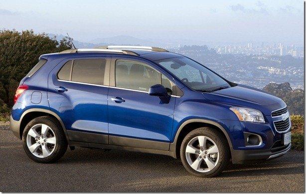 Chevrolet Tracker começa a ser vendido na Argentina em setembro